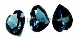 London Blue Topaz Gemstones