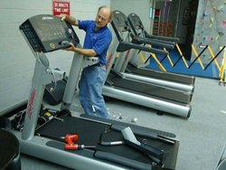 Treadmill Repair Service, Motorized Treadmill