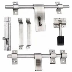 Stainless Steel Chrome Door Kit