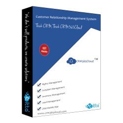 Online CRM Application
