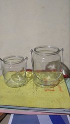Hanging Glass Votive Candle Holders