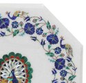 Marble Inlay Pietre Dure Table Top