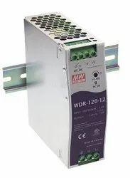 WDR Series DIN Rail Power Supply