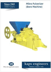 Powder Milling Machine