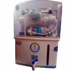 Aqua White Water Purifiers, Automation Grade: Automatic, Storage Capacity: 15 Liter