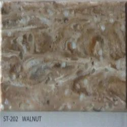Walnut Acrylic Solid Surface