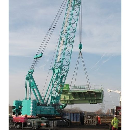 Crawler Cranes Services
