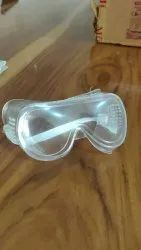 Transparent Plastic Corona protection goggles, Lens Type: Zero-power