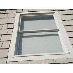 Modern UPVC Window, Glass Thickness: 5 Mm