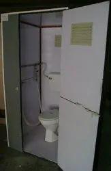 Executive Portable FRP Toilet