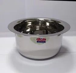 Cerron Stainless Steel Tope, For Home, Capacity: 2-3 Ltr