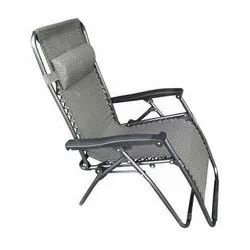 Jose Industries Rectangular MS Folding Relax Chair, For Home