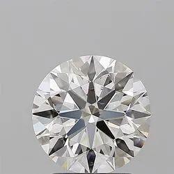 Round Shape Solitaire Diamond