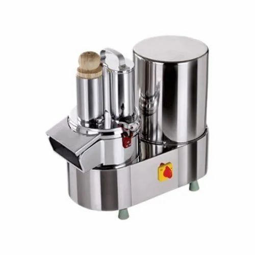 Table Top Vegetable Cutting Machine, Capacity: 200-400 Kg/Hr