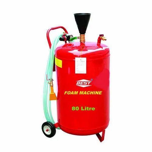 Mild Steel Foam Machine For Car Wash