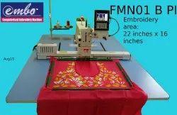 Single Head, Single Needle: FMN01 B PI