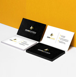 5 Days Business Card Design Services