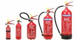 Safex Powder Based Fire Extinguisher (Aluminium) - 06kg