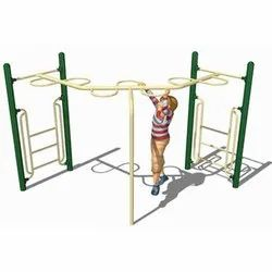 Loop Hung Horizontal Ladder