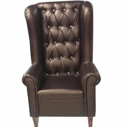 Sofa Chair - Leather Sofa Chair Manufacturer from Mumbai