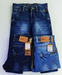 Hanex Fancy Men's Denim Jeans