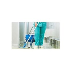 24 X 7 Commercial Hospital Housekeeping / Sanitation Service, Local