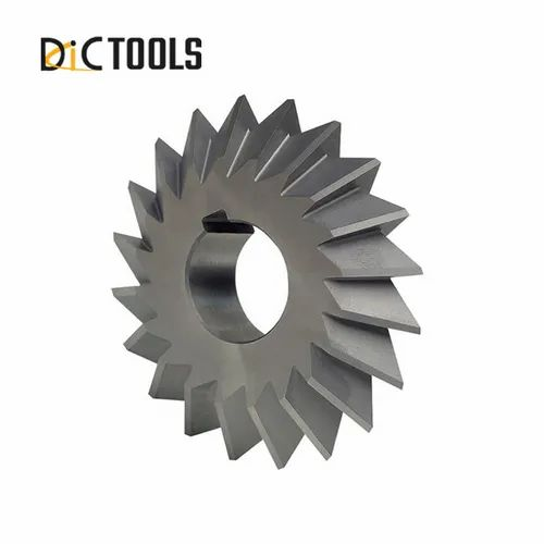 KR CUTTING TOOLS 6 X 5//8 X 1.1//4 X 30T High Speed Steel Straight Tooth Side Milling Cutters