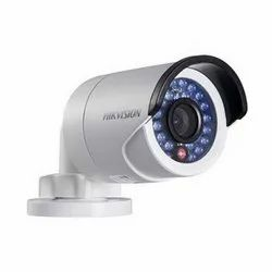 Analog Camera 2 MP Hikvision HD Bullet Camera, for Outdoor