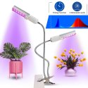 45W Plant Grow Goose Neck Table Lamp
