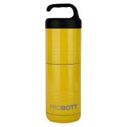 Probott Stainless Steel Double Wall Vacuum Flask Hover Lunch Box 700ml PB 700-04