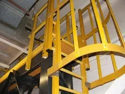 GRP/FRP Ladders and cages