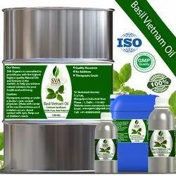Basil Vietnam Oil
