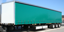 PVC Coated Truck Side Curtains