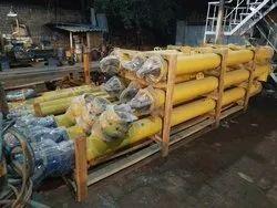120 TPH Cement Screw Conveyor