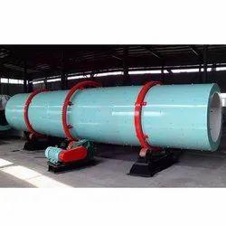 Mild Steel Rotary Drum Fertilizer Granulator Machine