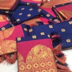 Indian Traditional Wear Collection Beautiful Stylish Fancy Colorful Saree