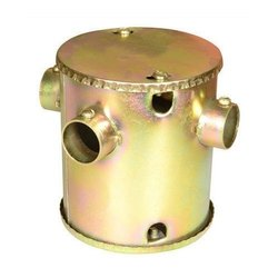 Galvanized Iron GI Ceiling Fan Box, Size: 16 mm
