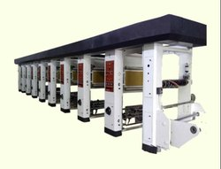 Ocean International Automatic 5 Drive Rotogravure Printing Machine