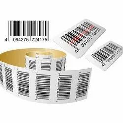Self Adhesive Barcode Labels