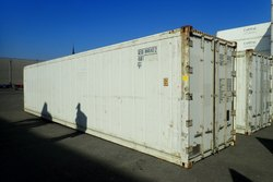 40 ft - 25 Degree Temp Container