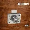 Libon Drawer Multipurpose Lock Lbdl118, Packaging Size: 12pcs, Size/dimension: 22 Mm