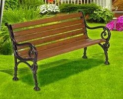 FRP Strips Heavy Garden Bench