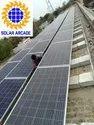 Hybrid Solar Plant