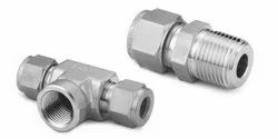 Ss Tube Fittings, for Structure Pipe, Size: 2 inch