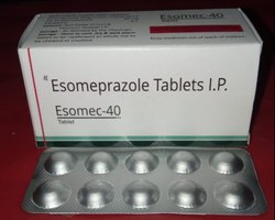 Esomeprazole 40mg Tablet