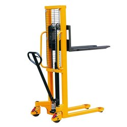 Hydraulic Lift Pallet Stacker