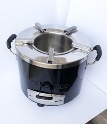 No Smoke Charcoal Stove