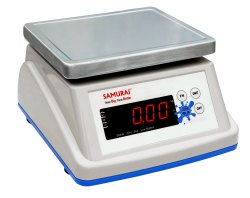 samurai External Water Proof Tabletop, Capacity: 1.5kg To 30kg, Accuracy: .100mg To 5gm