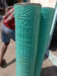 Fine SS Hexagonal Chicken Wire Mesh, Material Grade: G.i. And S S, Thickness: 27g To 20g