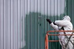 Commercial Painting Contracting Service, Location Preference: Local Area